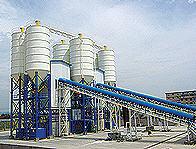 бетоносмесительный завод
