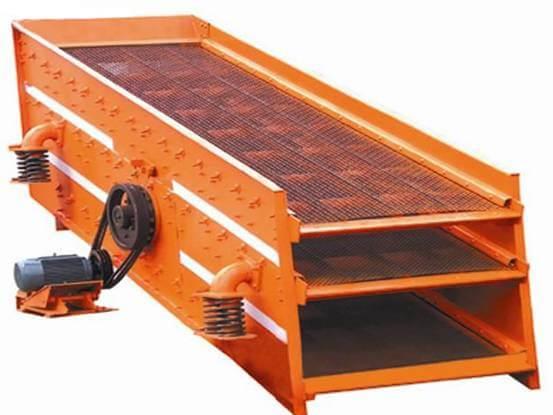 Вибрационное оборудование для просеивания песка