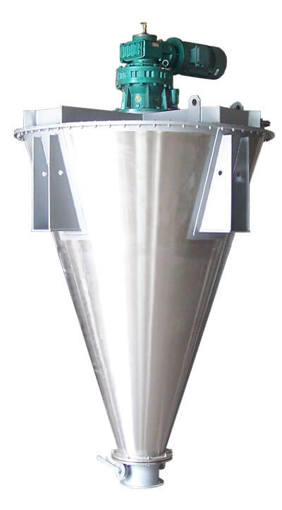 DSH_double_screw_conical_mixer
